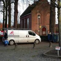 Dak vervangen van Gogh Kerk